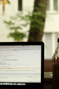 abbildung macbook mit phpstorm symfony2 - it freelancer